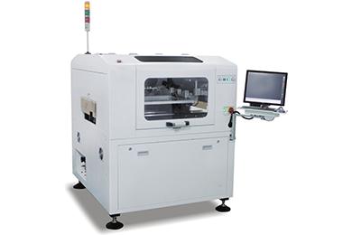 Solder paste printing machine